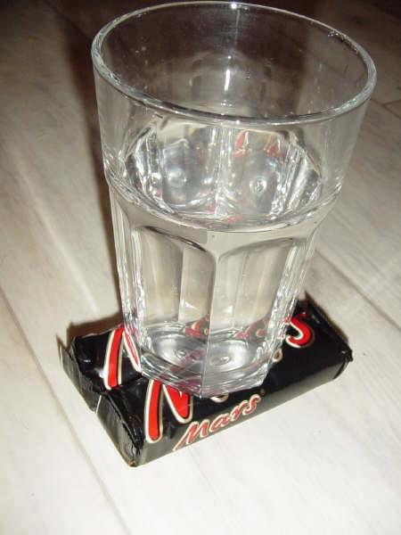Woda na marsie!