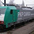 Starsi koledzy pomogą ? :) #bombardier #e186 #Cargo #EU43 #lokomotywa #PKP #Traxx