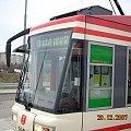 Przód NGd99 #Bombardier #Chełm #Citadis #Gdańsk #tramwaj #tramwaje #ZKMGdańsk