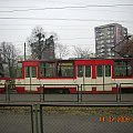 Gdańsk - Pętla Kliniczna #Gdańsk #pętla #tramwaj #ZKMGdańsk