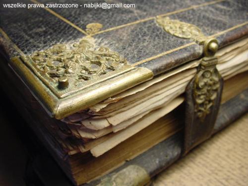 Застёжка для книги