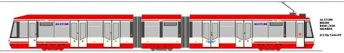 Alstom NGd99 Gdańsk.