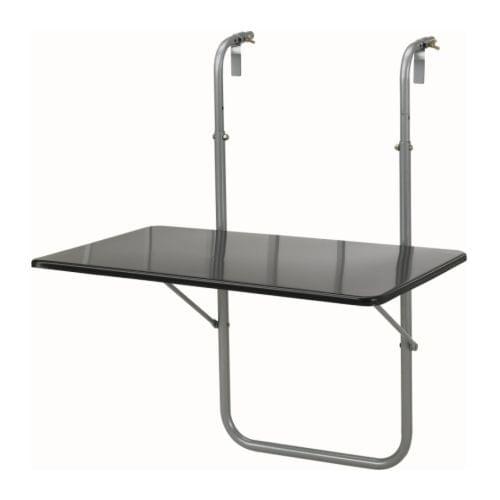 stolik balkonowy balkon taras na ca e lato ikea 344276610. Black Bedroom Furniture Sets. Home Design Ideas