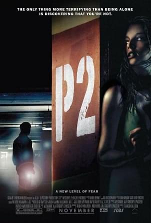 Poziom 2 / P2 (2007) 480p.BRRip.XviD.AC3-DustnWind | Lektor Pl