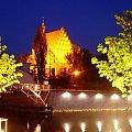 Bydgoska Fara #Bydgoszcz #fara #most #rzeka #Brda