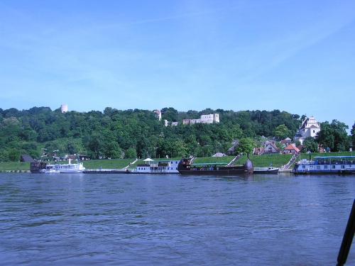 #rejs #RejsStatkiem #Wisła #rzeka #widok #KazimierzDolny #ZamekWKazimierzuDolnym