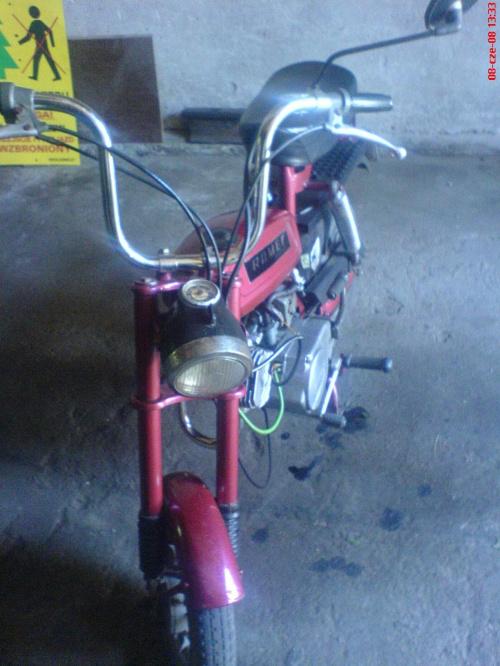 motorynka pon 3-biegowa #motorynka