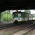 W przelocie #EN57 #kolej #dworzec #gdański #kibel #pociąg