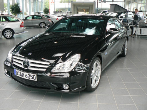 #black #Cls63Amg #coupe #limuzyna #mercedes #sex #sport