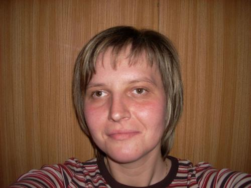 Tak wyglądałam przed rokiem, teraz skróciłam włosy