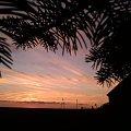 Dzisiejszy zachód.... #ZachodySłońca