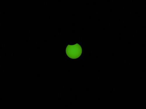 01.08.2008 #slońce #ZaćmienieSlońca