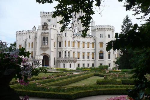 Hluboka nad Vltavou #zamek #zabytek