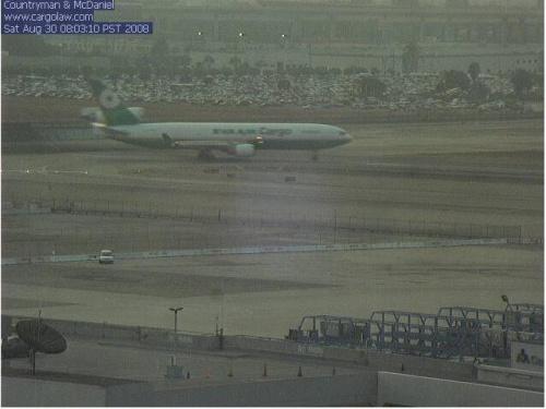 Md-11 Eva Air Cargo #samolot #kamera #lotnisko