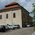 Dawna Synagoga - powstała w XVII / XVIII w. - obecnie siedziba Archiwum Państwowego. #Sandomierz #Polska #Rynek #kamienice #Ratusz #renesansans #kotwica #studnia