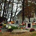 #WszystkichŚwiętych #cmentarz