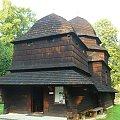 #góry #architektura #cerkiew #bieszczady #drewniany #zabytek
