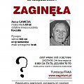 #PLAKAT #ITAKA #pomóż #apel #AnnaGawęda #AkcjaPlakat #Koszalin #zachodniopomorskie #PołudniePolski