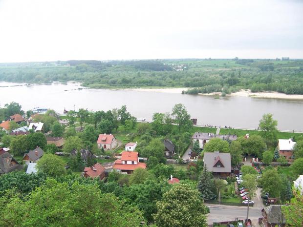 Widoczek #KazimierzDolny #rzeka
