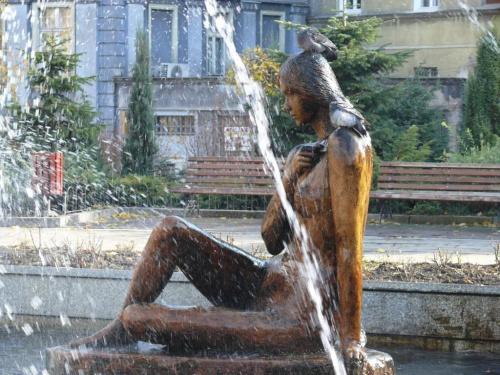 Pani, która się kąpie )