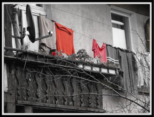 jesienne pranie