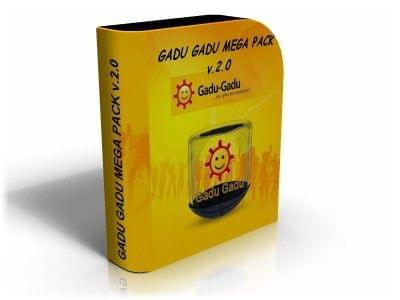 Gadu Gadu Mega Pack v.2.0