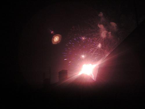 zakończenie lata nad Wybrzeżem ;) #fajerwerki #wybuch #NocneNiebo #rozbłysk